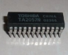 TA2057N TA2057 - SDIP24(3.5-14V) АМ/ФМ цифровой тюнер