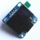 0,96-дюймовый желто-синий ЖК дисплей 128 * 64 OLED-дисплей, I2C IIC, модуль для Arduino, SSD1306