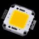 Сверхяркий светодиод 50 Вт теплый белый цвет 3000-3200К 4000-4500 Lm 32-34В 1500мА