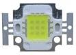 Сверхяркий светодиод 10W белый холодный цвет (10000-15000K, 800-900 мА)