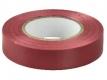 Изолента ПВХ 0.13 × 15 мм длина 20м красная