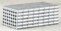 Неодимовый магнит (цилиндр) NdFeB D6 x h10 мм N52