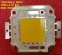 Сверхяркий светодиод 100 Вт теплый белый цвет 3000-3200К 8000-9000 Lm 32-34В 3000мА
