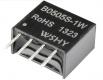 DC-DC фиксированный разделительный преобразователь B0505S-1W, вход 5В, выход 5В, ток 0-200мА, Гальваническая развязка