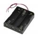 Батарейный держатель для 3 × 18650 аккумуляторов