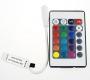 Дистанционное управление для светодиодных RGB лент типа 3528, 5050 и других, компакт
