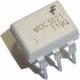MOC3021 оптосимистор 400В/1А/15мА dip-6