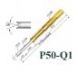 Пружинный контакт-зонд P50-Q1, (16.55мм, диаметр 0.68мм, давление пружины 75г)