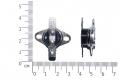 KSD301/302 135°C 250В/10А (нормально замкнутый)