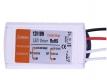 Блок питания для светодиодных лент (преобразователь AC-DC) 90-220В выход 12В 1,5А 18Вт