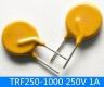 Предохранитель самовосстанавливающийся 1А 250В TRF250-1000 PPTC
