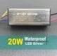 Источник тока драйвер LED Driver 600 мА в диапазоне выходных напряжений 22-38В, вход 85-265В AC, для светодиодов 20Вт 10*2 LED