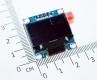 0,96-дюймовый белый ЖК дисплей 128 * 64 OLED-дисплей на SSD1306, модуль для Arduino, интерфейс I2C IIC