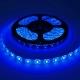 Гибкая светодиодная лента SMD 5630 60 светодиодов/метр, синий цвет, влагозащищенная.