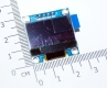 0,96-дюймовый желто-синий ЖК дисплей 128 * 64 OLED-дисплей на SSD1306, модуль для Arduino, интерфейс I2C IIC