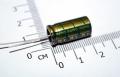 Конденсатор электролитический 1000 мкФ 35 В 10*20мм LOW ESR SANYO