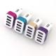 Миниатюрный USB-адаптер от прикуривателя 4 х 5В 5.1А