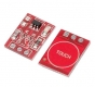 Миниатюрный сенсорный выключатель (датчик касания) на базе TTP223-BA6