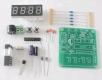 Набор для самостоятельной сборки электронных часов компакт на базе  AT89C2051