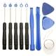 Набор инструментов для ремонта смартфонов, Iphone,  Ipod, Itouch. I touch 11  предметов