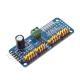 Драйвер 16-канальный ШИМ/Серво  (PCA9685), 12-разрядный ШИМ