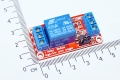 Модуль реле 1-канальный для Arduino с оптронной изоляцией, 5 вольт (hight and low level trigger, реле SONGLE)