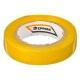 Изолента ПВХ 0.15 × 15 мм желтая ЕРМАК (Барнаул)