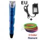 3D ручка Myriwell 100А + набор пластика 3 цвета