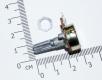 Переменный резистор 20 КОм ( потенциометр, ручка 20 мм, диаметр 6мм)