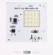 Светодиодная сборка 10W белый теплый цвет (2500-3200K, 980 lm, 220-240В AC)