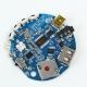 Многофункциональный Bluetooth приемник, FM-приемник, встроенный аудио усилитель, MP3 декодер