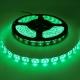 Гибкая светодиодная лента SMD 5630 60 светодиодов/метр, зеленый цвет, не влагозащищенная