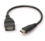 USB OTG дата кабель (мама) - USB Type C 5pin ( USB3.1) (папа)
