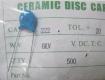 Конденсатор высоковольтный 2.2нФ 6кВ, 2.2nF 222 6kV