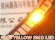 Светодиод SMD 5730 желтый 580-590нм 2.0-2.6В 100-150мА