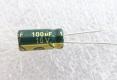 Конденсатор электролитический 100 мкФ 16 В 5*11мм ECAP