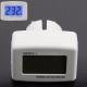 Электронный вольтметр XDM55-1, 100В-260В (300В) AC (LCD экран, синяя подсветка, переменное напряжение, EU штекер)