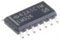 LM324DR (SO-14) Счетверенный операционный усилитель общего применения