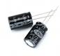 Конденсатор электролитический 22 мкФ 400 В 13*21мм ECAP