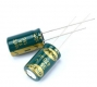 Конденсатор электролитический 470 мкФ 35 В 10*17мм ECAP