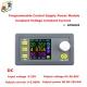 Программируемый источник питания 0-50В 0-5А с цветным ЖК-дисплеем DPS5005