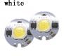Сверхяркий светодиод 5W белый цвет (6000-6500K, 500 lm, 220-240В AC) 26*26*2.5мм