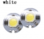 Сверхяркий светодиод 9W белый цвет (6000-6500K, 900 lm, 220-240В AC) 26*26*2.5мм