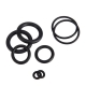 Кольцо уплотнительное резиновое диаметром 13*2мм черное