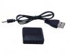 Зарядное устройство USB для аккумуляторов 3.7В Syma X5 X5C X5C-1, 4 в 1