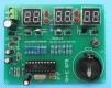 Набор для самостоятельной сборки электронных часов на базе  AT89C2051 SH-E 879