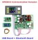 Программируемый источник питания 0-50В 0-15А с цветным ЖК-дисплеем DPS5015-USB-Bl, Bluetooth + USB интерфейсы