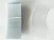 Термоусадочная трубка 20мм для аккумуляторов типоразмера 18650 прозрачная толщиной 0,01мм