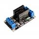 Модуль твердотельного реле G3MB-202P 2-канальный для Arduino (hight level trigger) 240В 2А