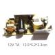 Импульсный источник питания (преобразователь AC-DC) вход AC 100В-240В, выход DC 12В 7А 125*52*23мм